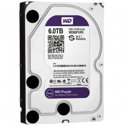 WD60PURX Disque dur Purple 6To