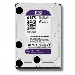 WD40PURX Disque dur Purple 4To