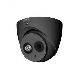 """HAC-HDW1200EM-A-S3 Dôme fixe 4 en 1 série CANNON avec Smart IR de 50 m d'extérieur. CMOS 1/2,7"""" de 2MP a 1080P."""