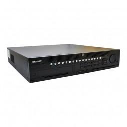 DS-9664NI-I8 NVR 64CH 4K 12MP 8 SATA