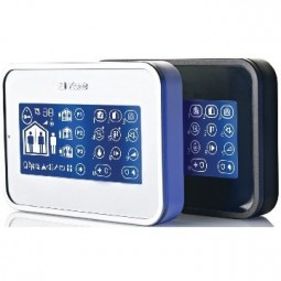 Clavier LCD radio + lecteur de badge KP-160 PG2