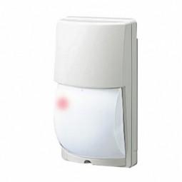 LX-802 Détecteur PIR d'extérieur de 24x2m. Immunité aux animaux. 12 zones de détection