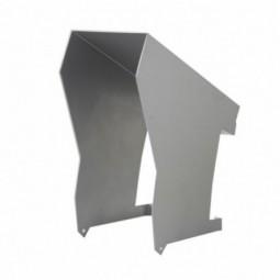 Casquette de protection avec la neige ou le soleil pour détecteurs de la série SIP Redwall