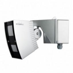 SIP-404-IP Détecteur PIR portée 40 x 4m série Redwall. Fonctions antivandalisme . Alimentation PoE.