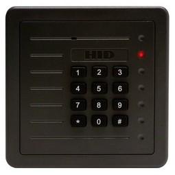 5355AGK00 Lecteur 125KHz HID Proxpro avec clavier 4bits Message