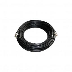 câble_Pack vidéoprotection complet 4 caméras dôme anti-vandalisme 1080P + enregistreur + disque dur + tous les câbles alim et vi