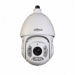 SD6C225U-HNI Dôme motorisé IP StarLight de 160°/sec. avec éclairage IR de 150 m, d'extérieur.