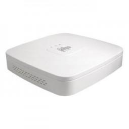 NVR2104-P-S2 NVR IP de 4 canaux. Smart H.264+/H.264/MJPEG.