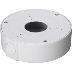 Base avec passage de tube pour les caméras et dômes IP